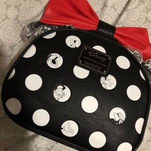 Minnie Mouse Polkadot Bag (Loungefly)